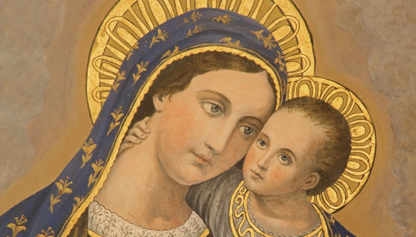 Mother of God–Son of God